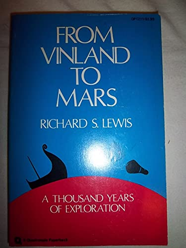 9780812962970: From Vinland to Mars: A Thousand Years of Exploration
