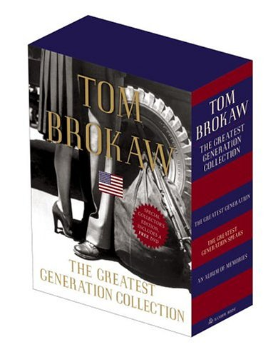 9780812965216: The Greatest Generation Collection