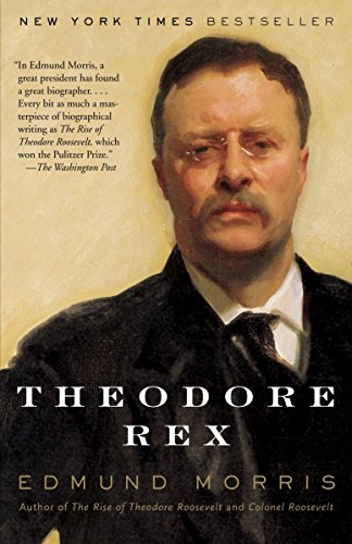 9780812966008: Theodore Rex (Modern Library Classics)