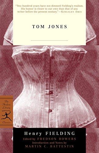 9780812966077: Tom Jones (Modern Library Classics)
