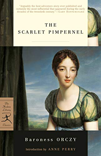 9780812966114: The Scarlet Pimpernel (Modern Library Classics)