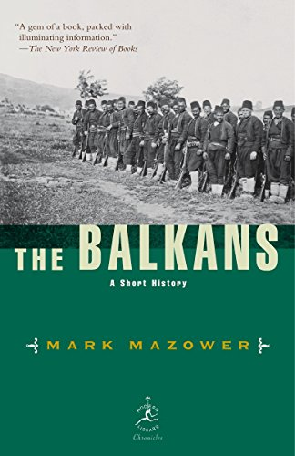 9780812966213: The Balkans: A Short History (Modern Library Chronicles)