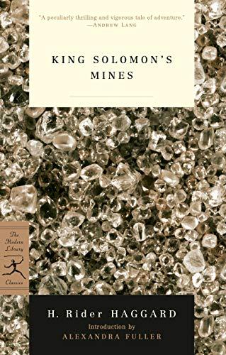 9780812966299: Mod Lib King Solomon's Mines (Modern Library Classics)