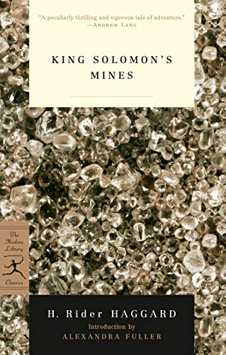 9780812966299: King Solomon's Mines (Modern Library Classics)