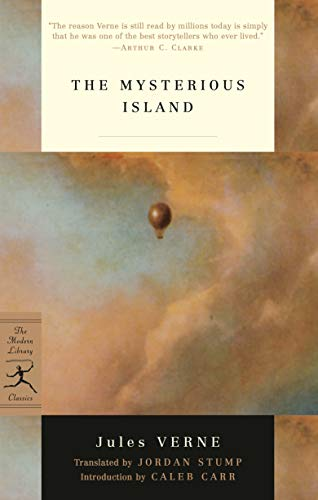 9780812966428: The Mysterious Island