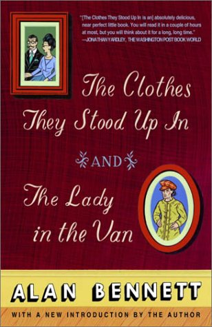 9780812966435: The Clothes They Stood Up In and The Lady in the Van