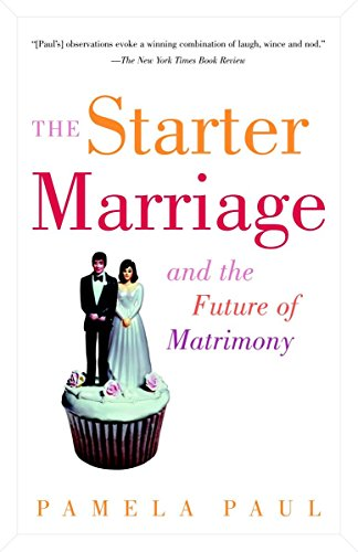 The Starter Marriage/Matrimony (Paperback)
