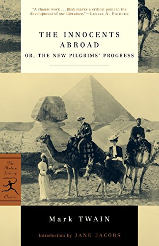 9780812967050: The Innocents Abroad: or, The New Pilgrims' Progress (Modern Library Classics)