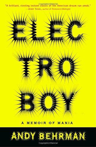 9780812967081: Electroboy: A Memoir of Mania