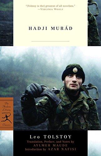 9780812967111: Hadji Murad (Modern Library Classics)