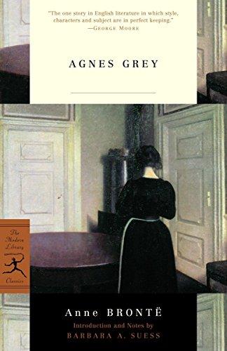 9780812967135: Agnes Grey (Modern Library Classics)