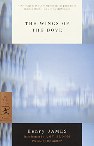 9780812967197: Wings of the Dove (Modern Library Classics)
