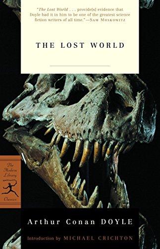The Lost World (Modern Library Classics): Arthur Conan Doyle