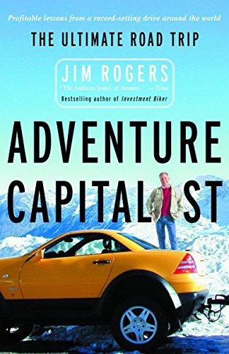 9780812967265: Adventure Capitalist: The Ultimate Road Trip