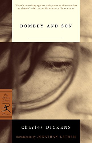 9780812967432: Dombey and Son (Modern Library Classics)