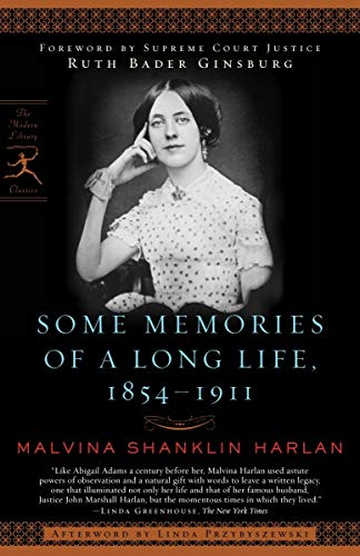 9780812967449: Some Memories of a Long Life, 1854-1911 (Modern Library Classics)