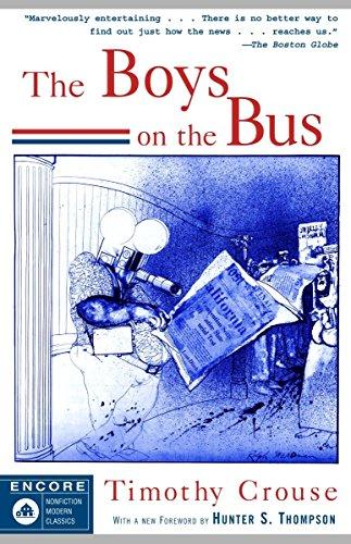 9780812968200: The Boys on the Bus