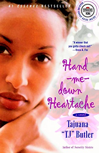 9780812968330: Hand-me-down Heartache: A Novel (Strivers Row)