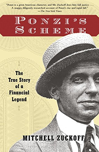 9780812968361: Ponzi's Scheme: The True Story of a Financial Legend