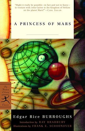 9780812968514: A Princess of Mars (Modern Library Classics)