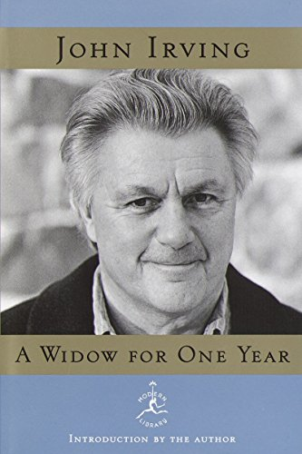 9780812968576: A Widow for One Year (Modern Library of the World's Best Books)