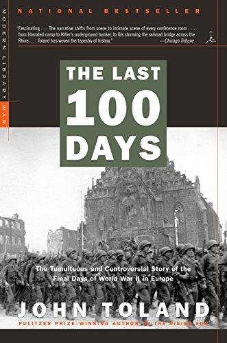 9780812968590: The Last 100 Days (Modern Library War)