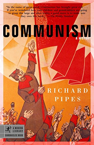 9780812968644: Communism: A History (Modern Library Chronicles)
