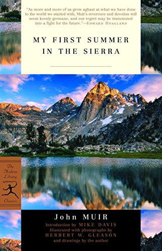 9780812968651: My First Summer in the Sierra (Modern Library Classics)