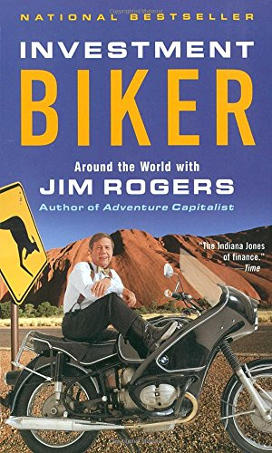 9780812968712: Investment Biker: Around the World with Jim Rogers