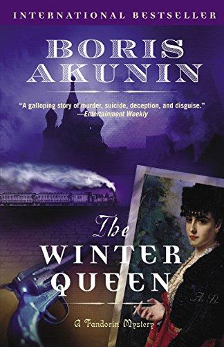 9780812968774: The Winter Queen: A Novel (An Erast Fandorin Mystery)