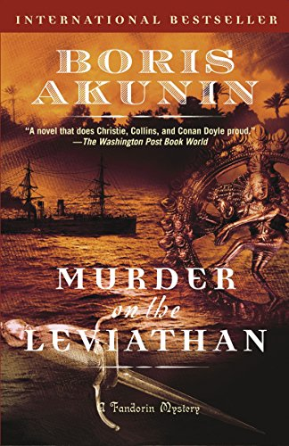 Murder on the Leviathan: A Novel (0812968794) by Akunin, Boris