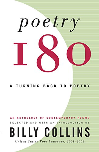 9780812968873: Poetry 180: A Turning Back to Poetry