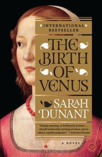 9780812968972: The Birth of Venus: A Novel (Reader's Circle)