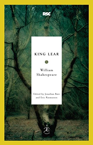 9780812969115: King Lear (Modern Library Classics)