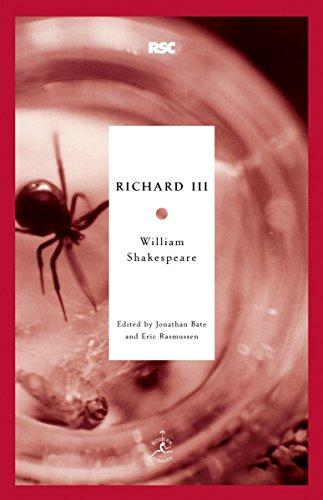 9780812969139: Richard III (Modern Library Classics)