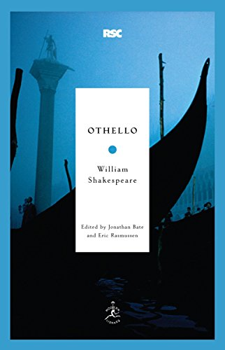 9780812969153: Othello (Modern Library Classics)