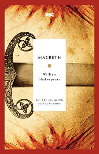 9780812969160: Macbeth (Modern Library Classics (Paperback))