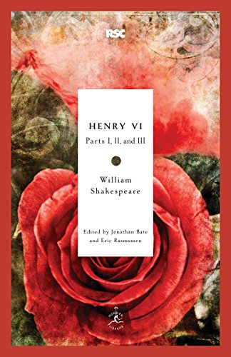 9780812969405: Henry VI: Parts I, II, and III (Modern Library Classics)