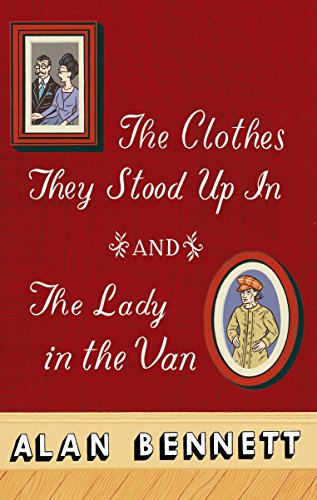 9780812969658: The Clothes They Stood Up In and The Lady in the Van (Today Show Book Club #5)