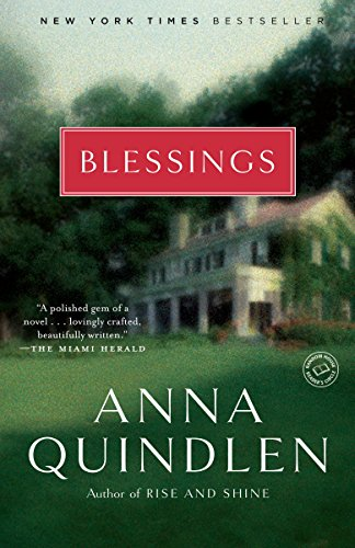 9780812969818: Blessings: A Novel (Random House Reader's Circle)