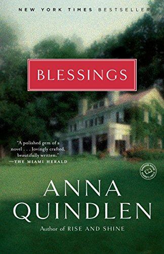 9780812969818: Blessings: A Novel (Random House Reader's Circle)