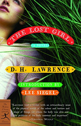 9780812969979: The Lost Girl: A Novel (Modern Library Classics)
