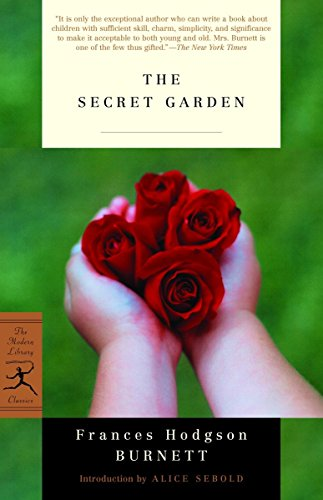 Mod Lib The Secret Garden (Paperback): Frances Hodgson Burnett