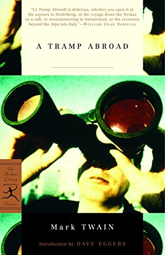 9780812970036: A Tramp Abroad (Modern Library)