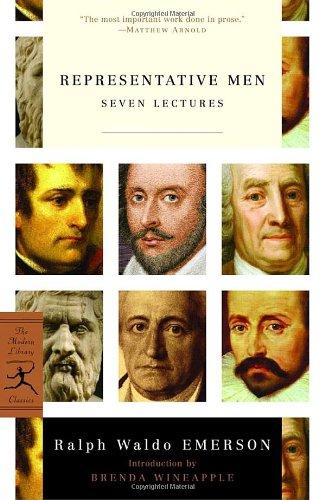 Jordan Ford Mishawaka >> Representative Men Seven Lectures, Used - AbeBooks