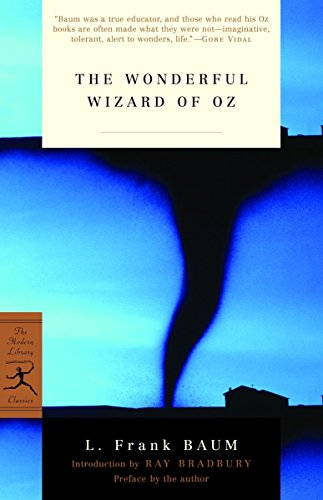 The Wonderful Wizard of Oz (Modern Library Classics) (9780812970111) by L. Frank Baum