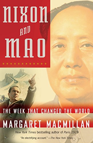 9780812970579: Nixon and Mao: The Week That Changed the World