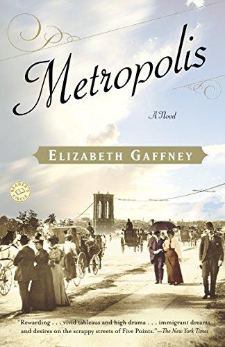 9780812970852: Metropolis: A Novel