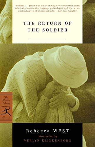 9780812971224: The Return of the Soldier (Modern Library Classics)