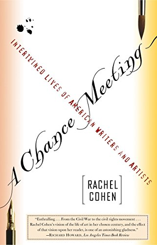 9780812971293: A Chance Meeting: Intertwined Lives of American Writers and Artists